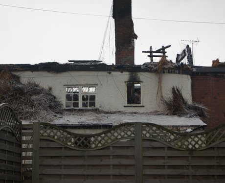 Crediton Cottage fire