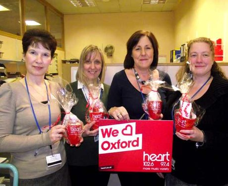 Heart Mugs of Love in Oxford