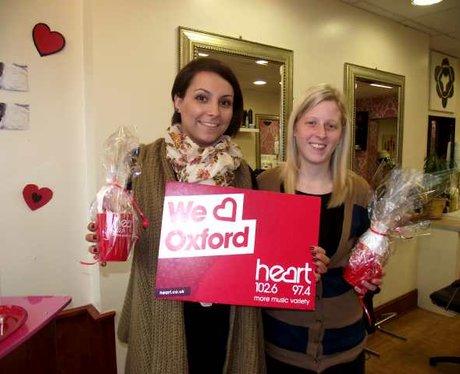 Heart Mugs of Love in Oxford