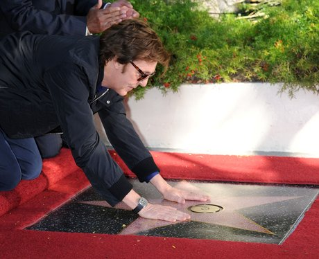 Paul McCartney Honored With A Star