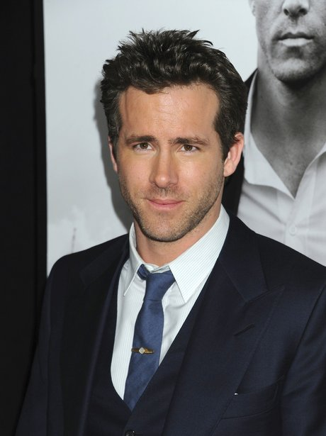 Ryan Reynolds attend film premiere