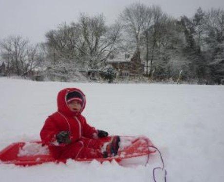 Snowy Essex: Your Pics
