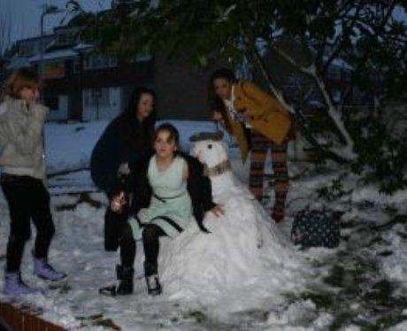 Snowy Essex