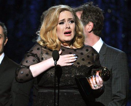 Adele The Grammy Awards 2012 Winners