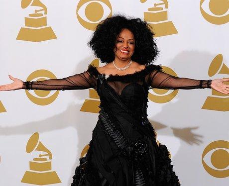Diana Ross The Grammy Awards 2012 Winners