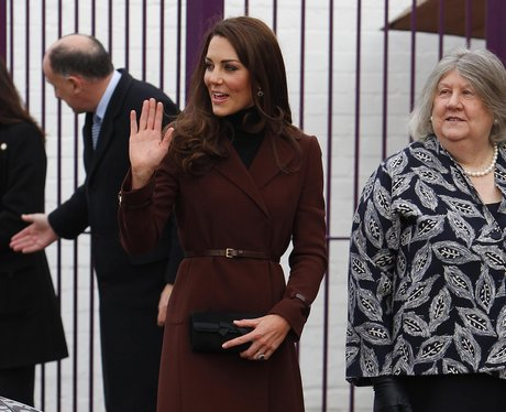Duchess of Cambridge in Liverpool