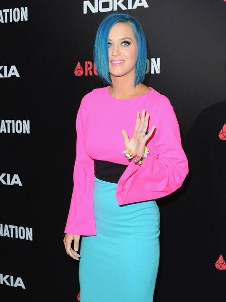 Katy Perry  Pre Grammy Awards 2012