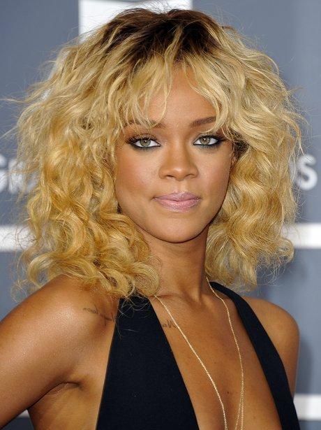 Rihannas Changing Hairstyles