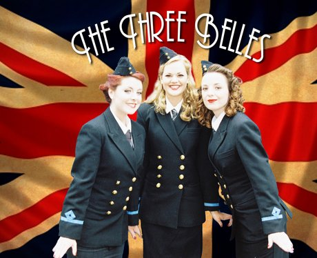 The Three Belles Union Jack