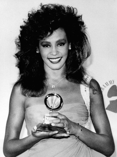No. 15: Whitney Houston