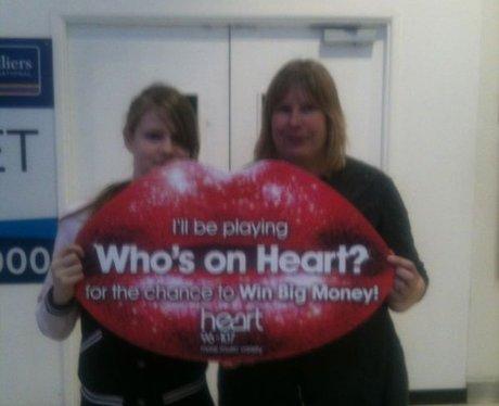 Who's on Heart?hear