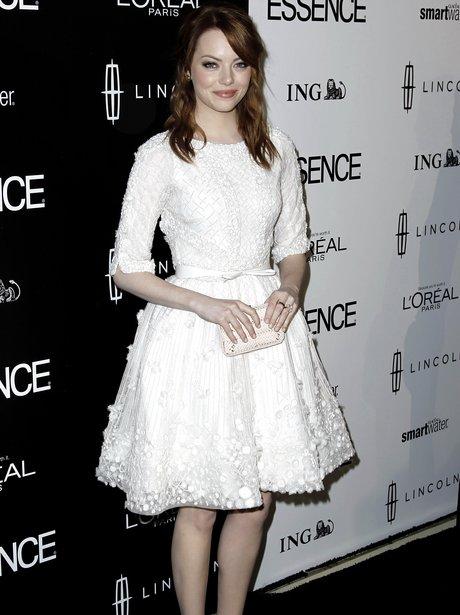 Emma Stone's Elie Saab dress