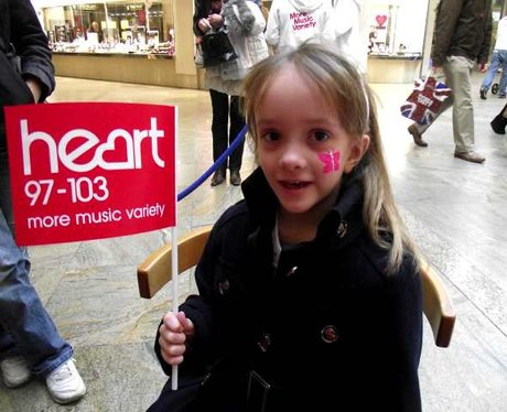 Face Painting @ The Oracle With Eden Vauxhall