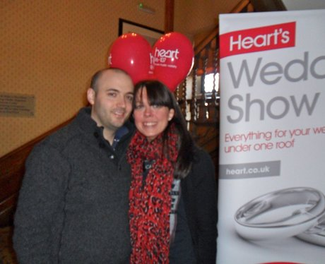 Heart's Wedding Show at Horwood House
