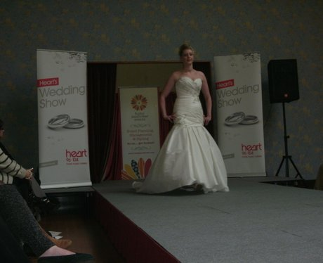 Heart's Wedding Show at Hulme Hall, Port Sunlight