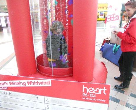 Heart's Wining Whirlwind Tour - Cherry Tree Shoppi