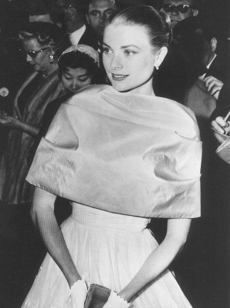 grace kelly at the oscars