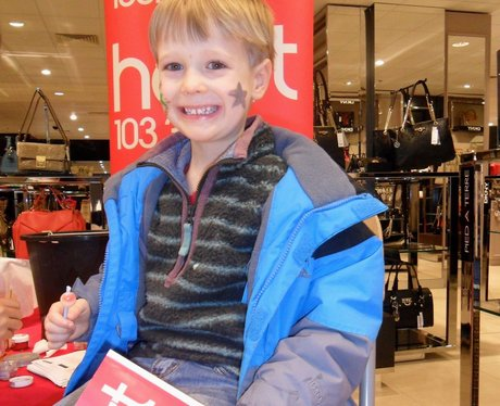 Search for the Stars at House of Fraser