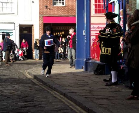 Wallingford Pancake Race