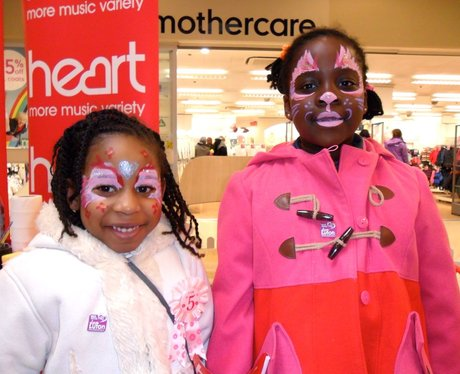 We Love Luton activity at The Luton Mall