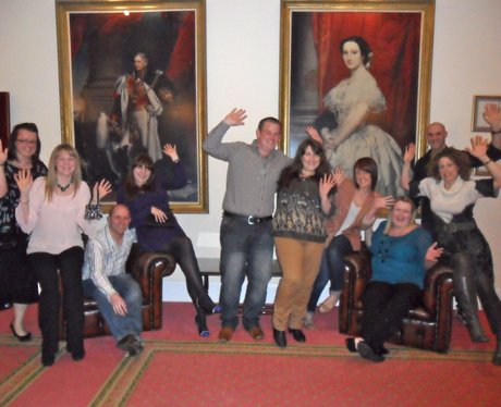 Natalie B's Pamper Party at Whittlebury Hall Hotel