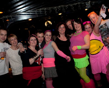 Rob & Chrissie's 80's Skool Disco