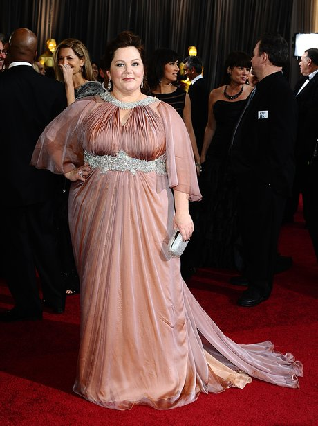 The Oscars Academy Awards 2012 Red Carpet