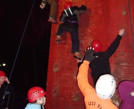 6th North Watford Scouts Wall Climb