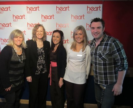 Have a Heart Studio Guests