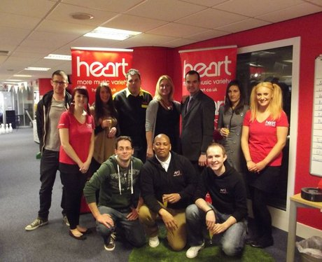 Have A Heart its Appeal Day in the West Country..