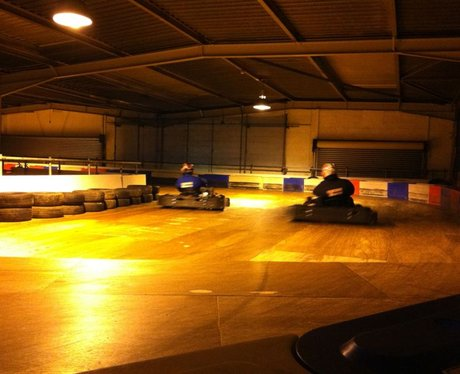 Have A Heart Karting Night
