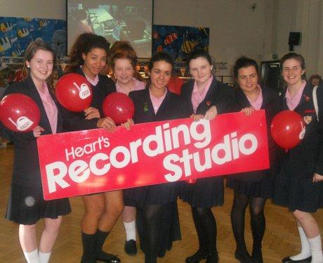 Prenton High School For Girls take over the air wa