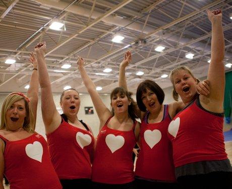Heart's World Record Zumba