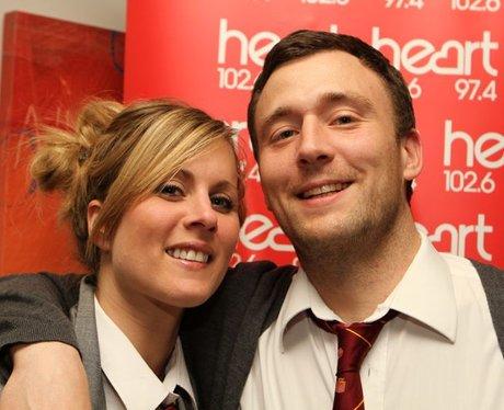 Matt and Michelle's Have a Heart School Disco