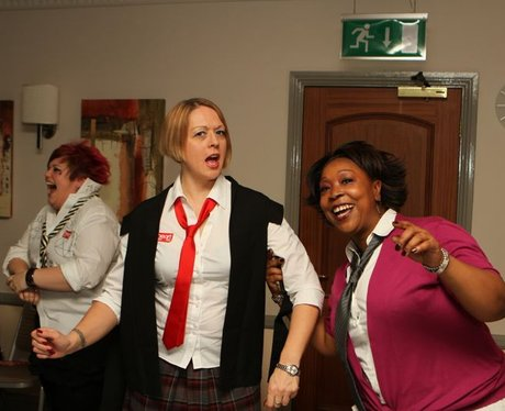 Matt and Michelle's Have a Heart School Disco