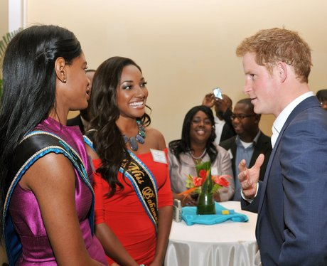 Prince Harry in the Bahamas