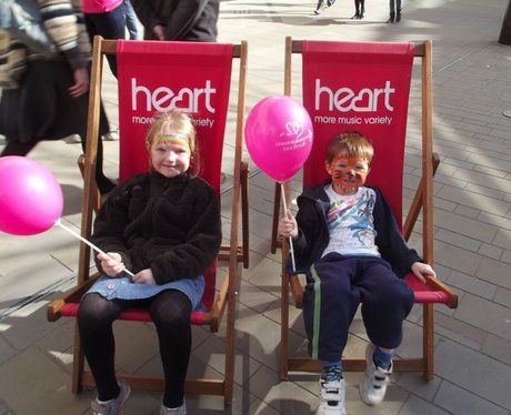 Race for Life Launches in Bath 2012