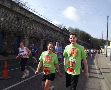 Bath Half Marathon 2012