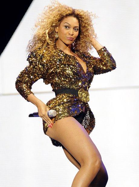Beyonce age 31