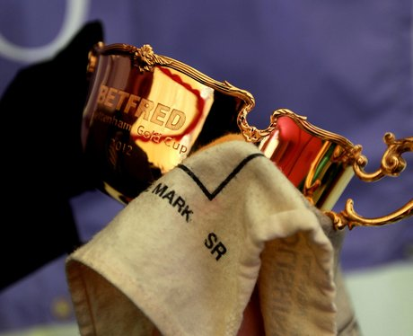 Cheltenham Festival 2012 Gold Cup Day
