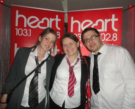 Heart's School Disco - Chill