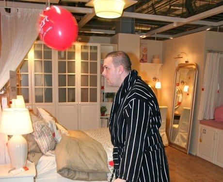 Heart's Sleepover with IKEA