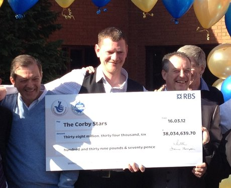 Bus Drivers Win EuroMillions