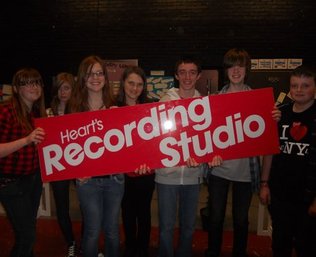 Heart's Mobile Studio Tour comes to an end as we a