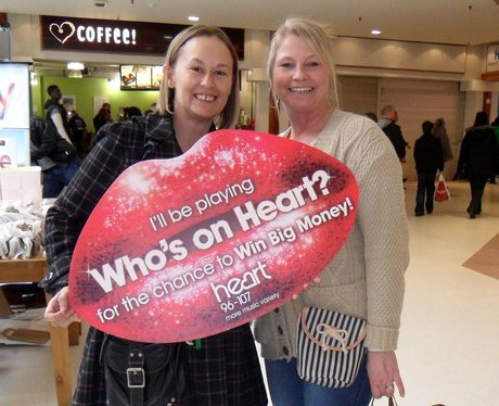 We'll be playing Who's on Heart!