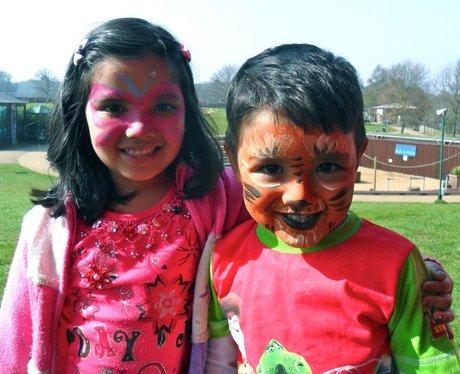 Family Fun Weekend at Woburn Safari Park