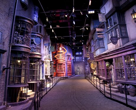 Harry Potter tour Diagon Alley
