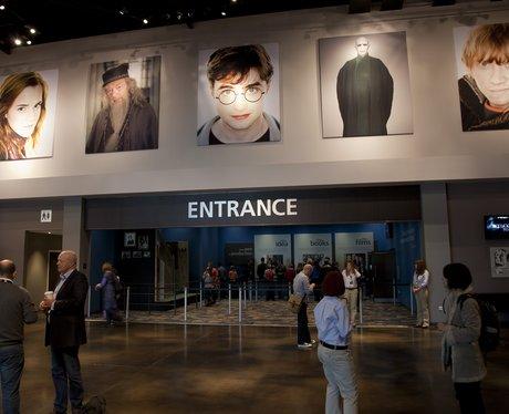 Harry Potter tour entrance