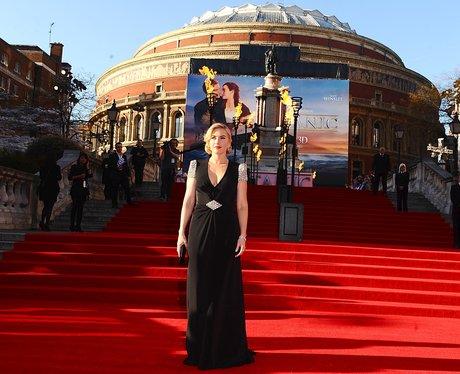 titanic 3D premiere london