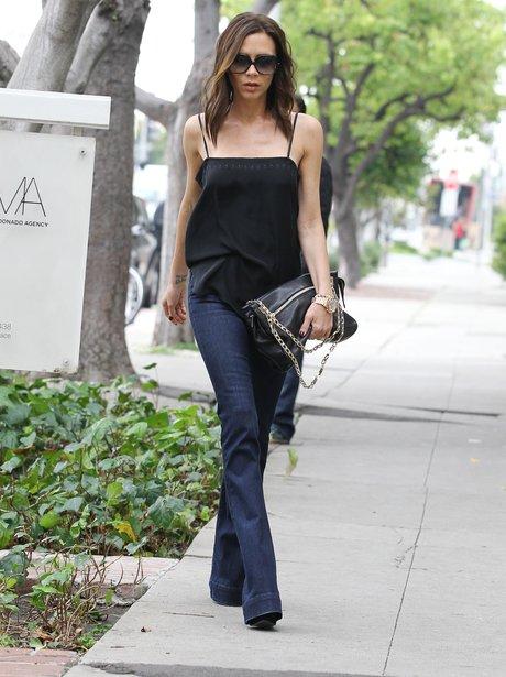 Victoria Beckhams New Hair